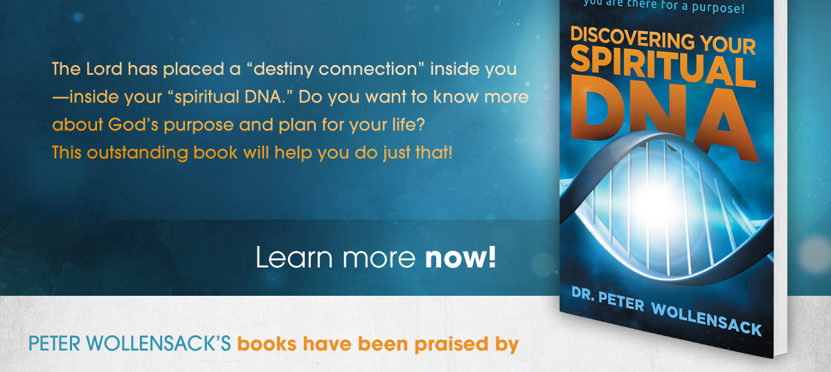 Discover Your Spiritual DNA - Christian Book